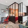 So viel Raum wie möglich: ein 35-Quadratmeter-Kleinod in Nantes