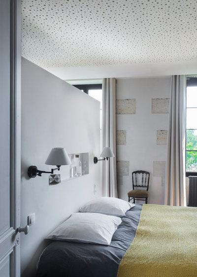 Éclectique Chambre Chez moi, Fontagard