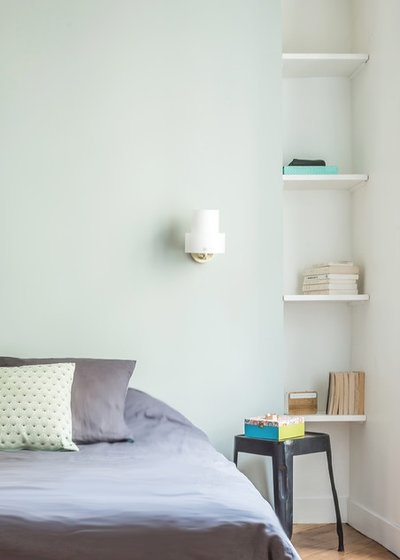 Contemporain Chambre by atelier daaa