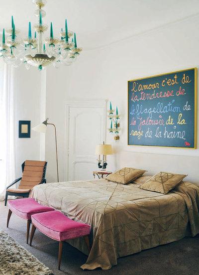 Contemporain Chambre by Veronese