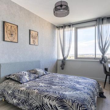 Colocation meublée et décorée 100m² LYON