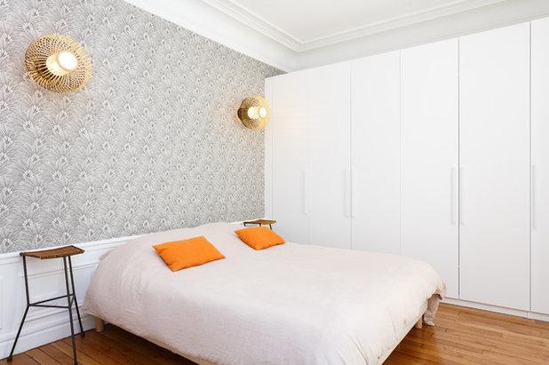 Moderne Chambre by Mon Concept Habitation | Paris, Lille, London