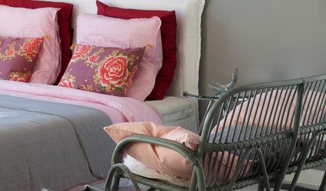 Prolongez l'été en intégrant du mobilier de jardin à votre intérieur