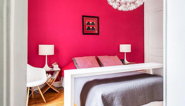 murs mettez de l 39 nergie dans votre foyer gr ce aux couleurs vives. Black Bedroom Furniture Sets. Home Design Ideas