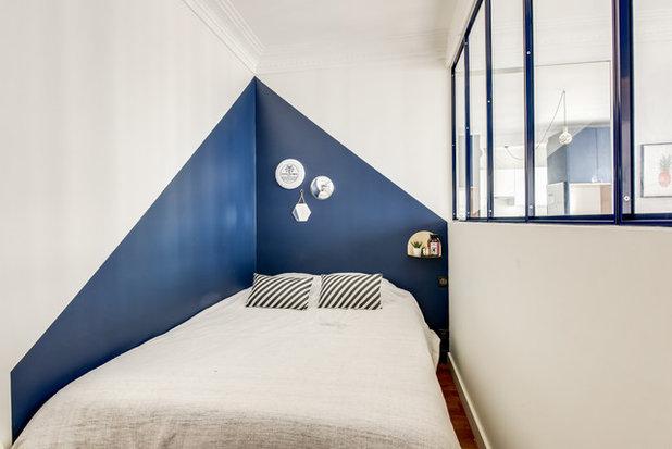 Современный Спальня by June