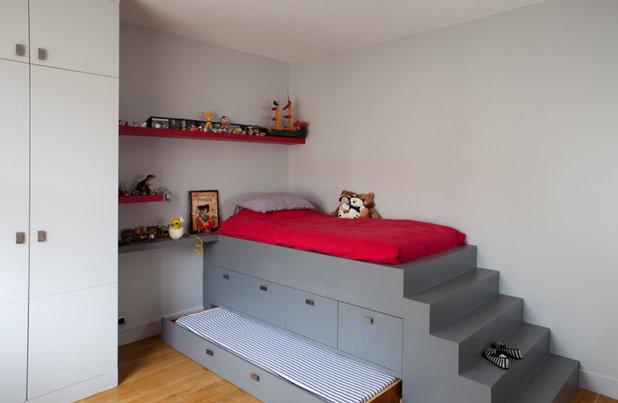 Optimiser Une Chambre D 39 Enfant Gr Ce Au Lit Avec