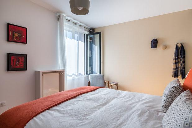 Rétro Chambre by Expression Architecte Intérieur