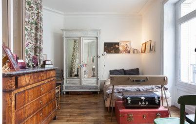 Visite Privée : Esprit brocante chic dans un 75 m² à Rennes