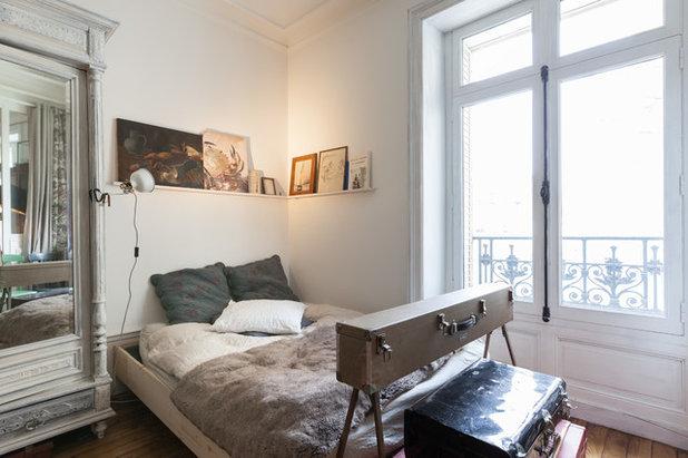 Éclectique Chambre by Cyril Folliot Photographe d'Architecture