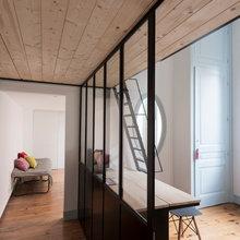 X chambres d'enfant avec mezzanine