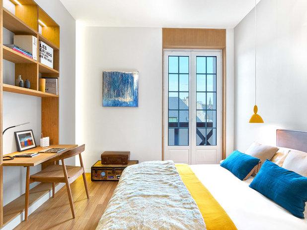 Bedroom by Nous Studio