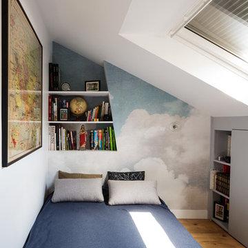 « Duplex en Béton » 60m² Denfert Rochereau