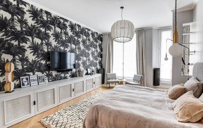 10 solutions pour installer une télévision dans la chambre
