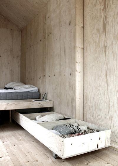 Scandinavian Bedroom Ermitage