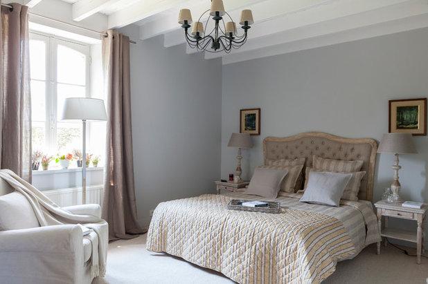 Französischer landhausstil schlafzimmer  Bienvenue à la campagne! 12 Ideen für den französischen Landhausstil