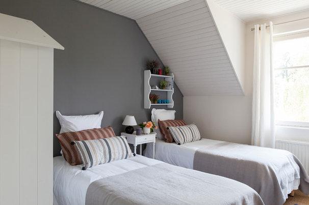 Comment choisir les couleurs de sa chambre for Peindre une chambre mansardee