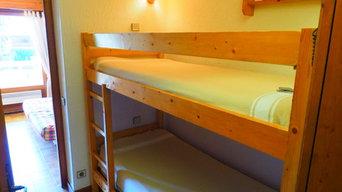 État des lieux : Rénovation d'un studio cabine