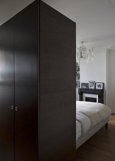 Moderne Chambre by THINK TANK architecture