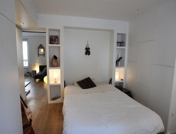 recevoir 23 astuces pour am nager la parfaite chambre d 39 amis. Black Bedroom Furniture Sets. Home Design Ideas