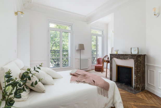 Contemporain Chambre by Frédérique Misdariis - Home Staging Paris