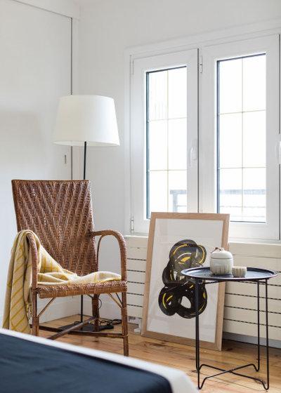 Classique Chic Chambre by Frédérique Misdariis - Home Staging Paris