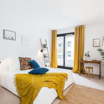Home staging rue du Point du Jour, Boulogne-Billancourt