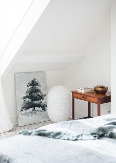 Contemporain Chambre by Frédérique Misdariis - Home Staging Experts