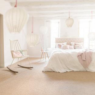 Chambre romantique de luxe : Photos et idées déco de chambres