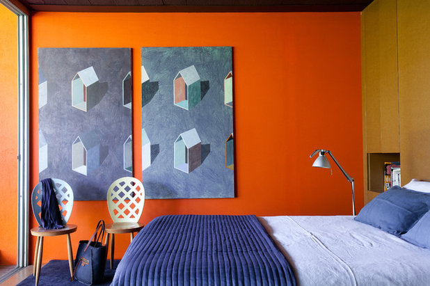 Modern Schlafzimmer by Alexis Toureau