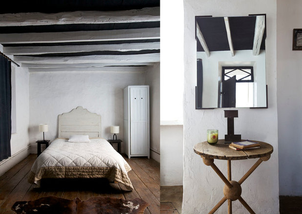comment int grer des meubles c rus s dans un int rieur contemporain. Black Bedroom Furniture Sets. Home Design Ideas