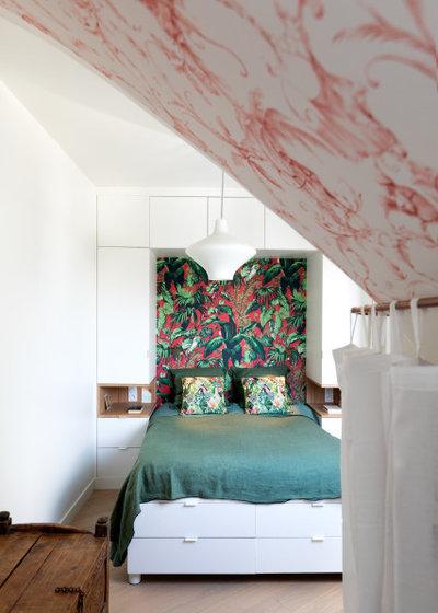 Contemporain Chambre by Estelle GRIFFE