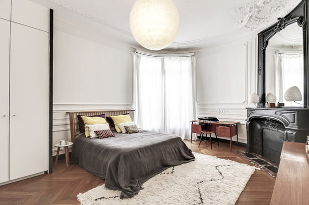 Classique Chic Chambre by atelier daaa