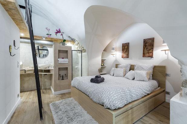 Modern Schlafzimmer by Franck Minieri, Photographer