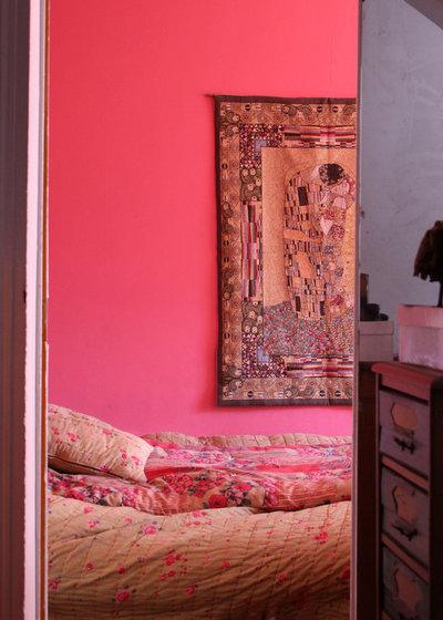 Éclectique Chambre by Natalie Brun D'Arre