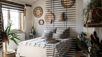 La chambre où les rêves s'animent.