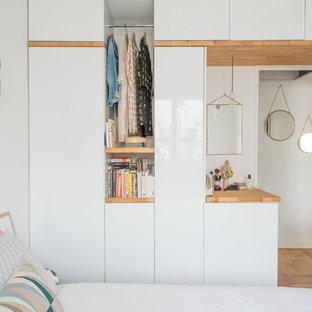 Nordisches Schlafzimmer in Montpellier