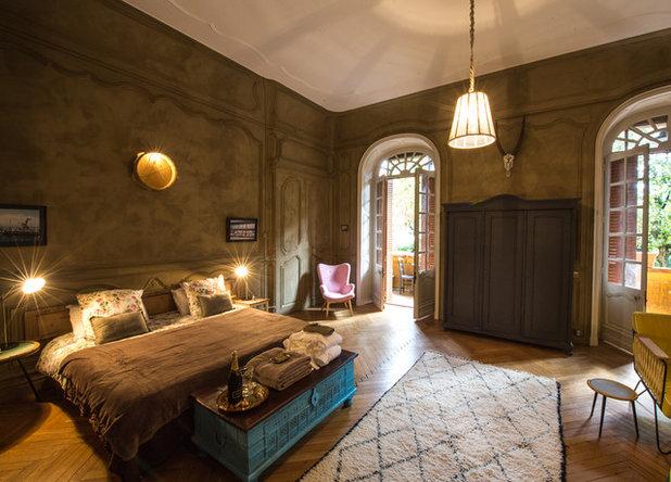 Romantique Chambre by Patrick Leclerc Photographe