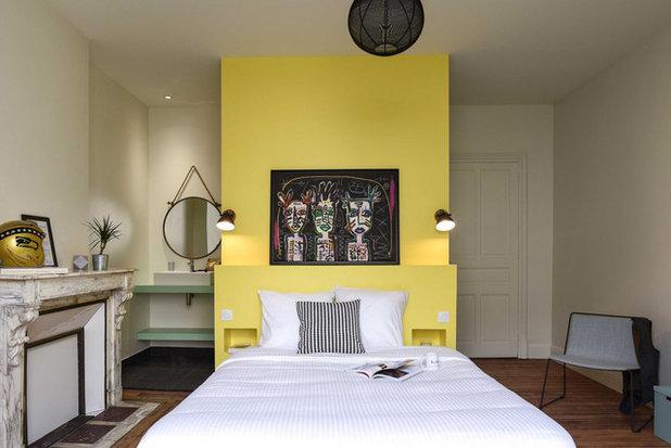 Modern Schlafzimmer By STUDIO JI