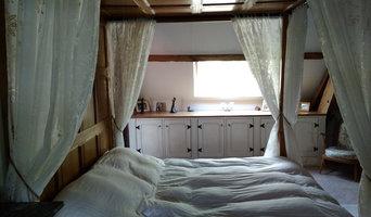 Lit à baldaquin / Four poster bed