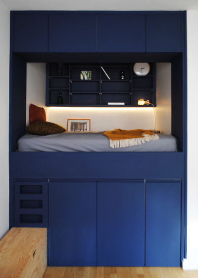 Contemporain Chambre by Studio Terazur