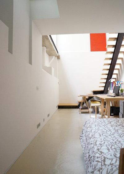 Contemporain Chambre by Benoit WACHBAR - Consultant en Immobilier