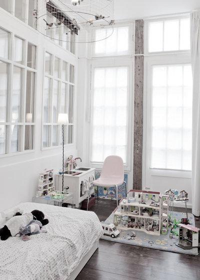 Contemporain Chambre by Miriam Gassmann