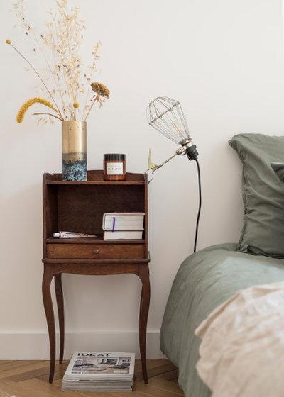 Chambre by Cécile Humbert - Design d'intérieur
