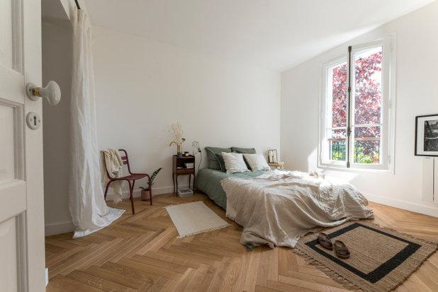 Schlafzimmer by Cécile Humbert - Design d'intérieur