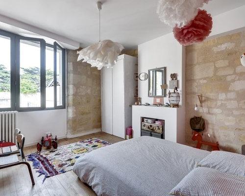 Klassisches Schlafzimmer In Bordeaux