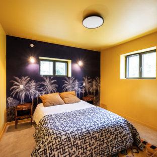 Modernes Schlafzimmer in Lyon