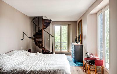 Prenez de la hauteur grâce aux escaliers en colimaçon