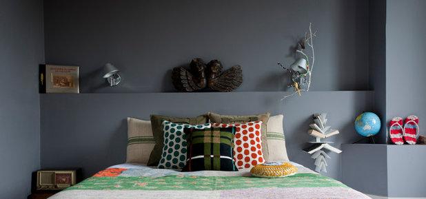 Modern Schlafzimmer by Carole Dugelay, Architecture Intérieure-Décoration