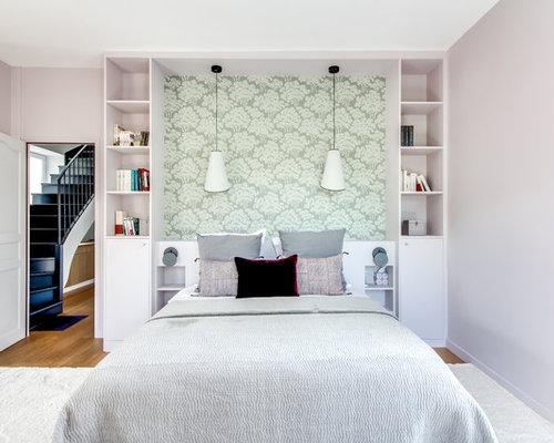Camera Da Letto Con Pareti Rosa : Pareti rosa camera da letto. tendenza casa pareti dipinte a met