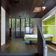 Modern Bedroom by Moussafir Architectes